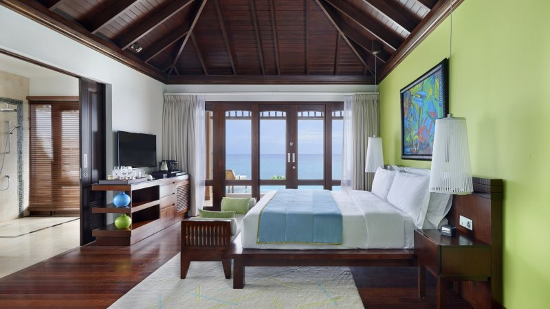 Seychellen-Mahe-Hilton-Northolme-Resort-&-Spa-Presidential-villa 2