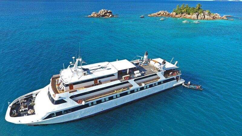 Luxe Variety Cruise in de Seychellen