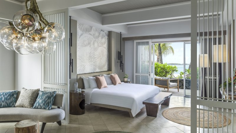 Shangri-La Suite Bedroom