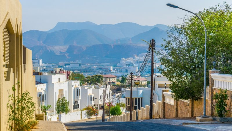 Oman-Muscat