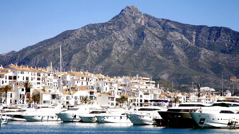Spanje - Marbella