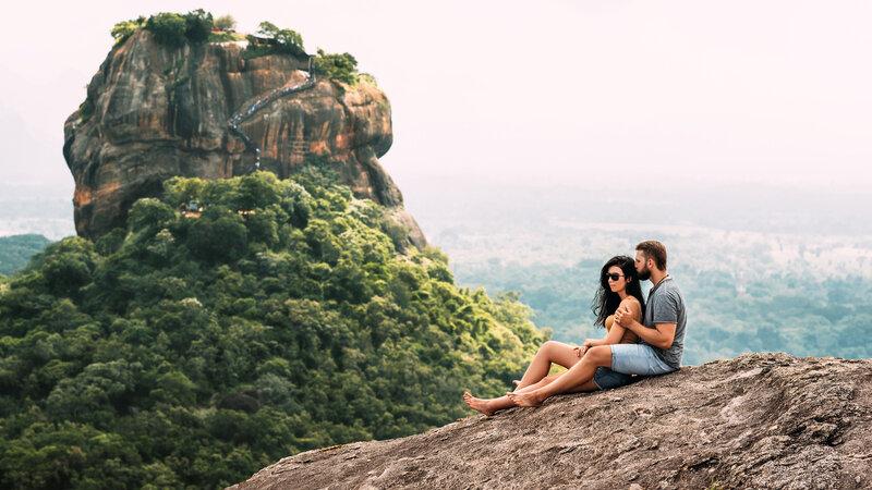 Amazing Sri Lanka met z'n twee