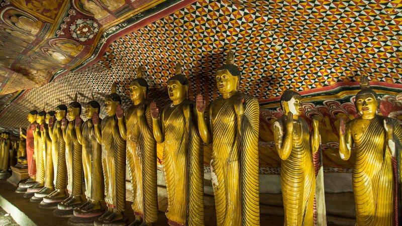 Sri Lanka-Dambulla-hoogtepunt-grottentempel2