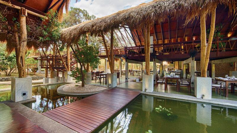Sri Lanka-Trincomalee-hotel Jungle Beach3