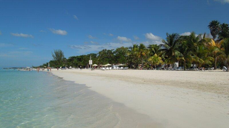 Strand - Seven Mile Beach 8