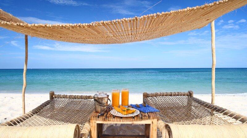 Luxe strandvakantie in Zanzibar of Pemba Island