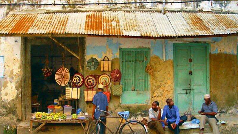 Tanzania-Zanzibar-Stonetown