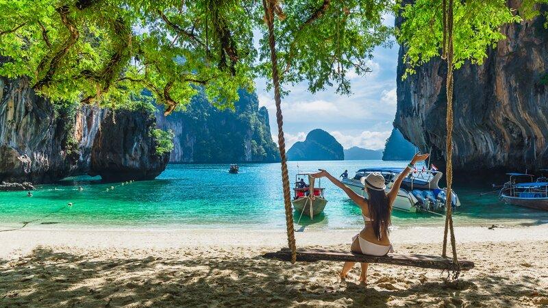 Amazing honeymoon in Thailand