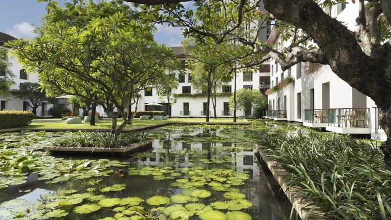 Thailand-Bangkok-Hotel-Sukhothai-Bangkok-tuin-1