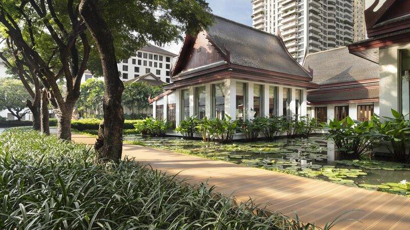Thailand-Bangkok-Hotel-Sukhothai-Bangkok-tuin-2