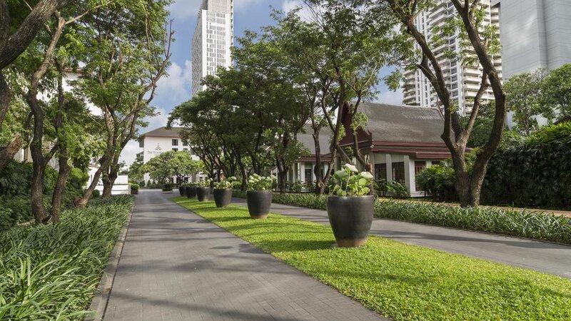 Thailand-Bangkok-Hotel-Sukhothai-Bangkok-tuin