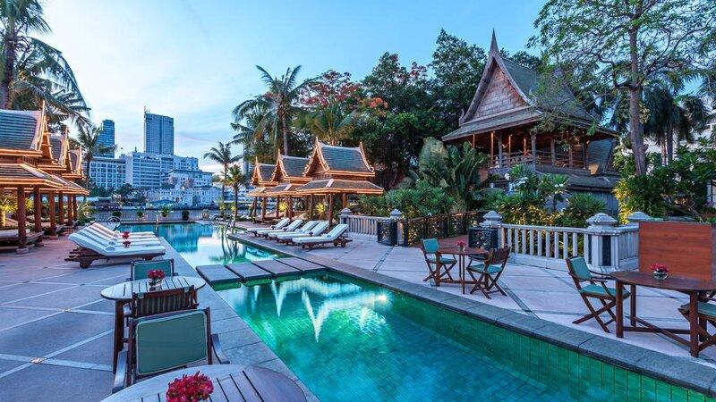 Thailand-Bangkok-Hotel-The-Peninsula-zwembad-3