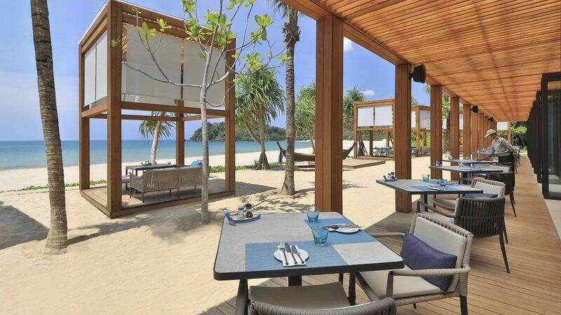 Thailand-Koh-Lanta-Hotel-Pimalai-beachrestaurant