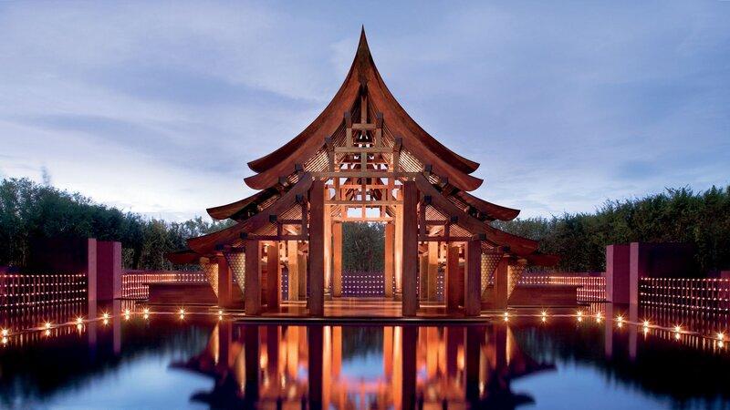 Thailand-Krabi-Hotel-Phulay-Bay-pagoda