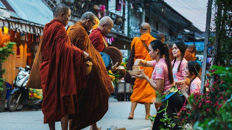 Amazing Thailand off the beaten track met z'n twee