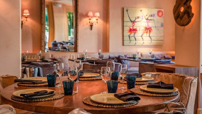 The Margi dining 2