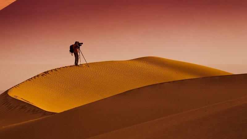 Verenigde staten - USA - VS - Californië - Death Valley National Park (3)