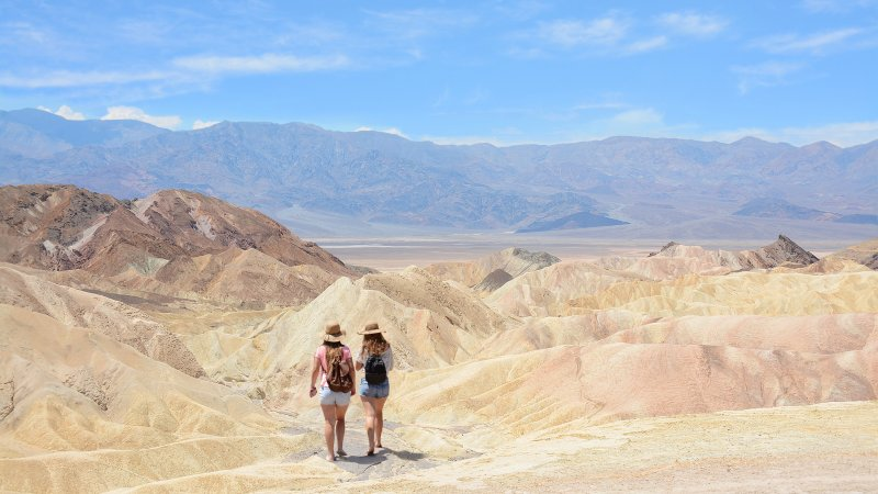 Verenigde staten - USA - VS - Californië - Death Valley National Park (4)