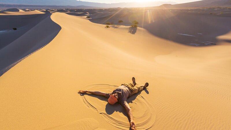 Verenigde staten - USA - VS - Californië - Death Valley National Park (5)