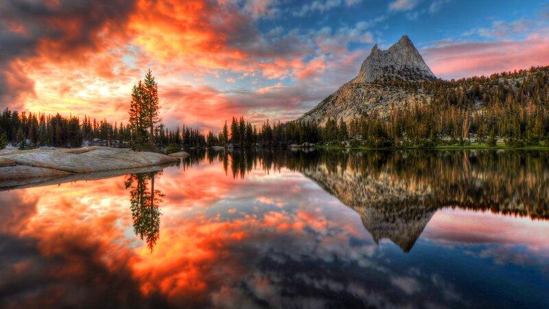 Verenigde staten - USA - VS - Californië -Yosemite National Park (3)