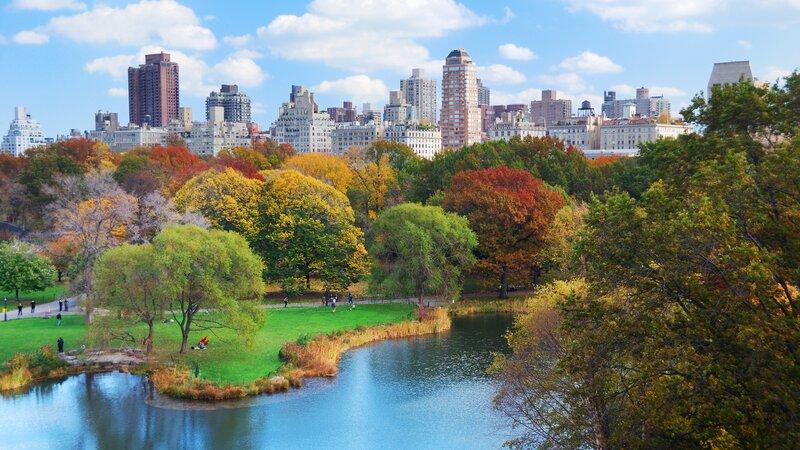 Citytrip New York en Washington