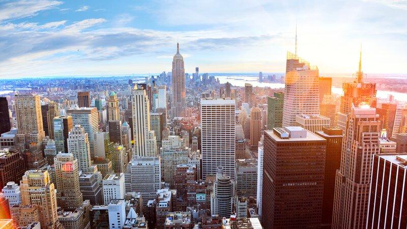 New York anders: gastronomie en architectuur centraal