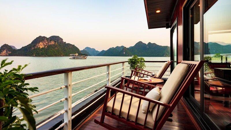 Amazing luxe in Vietnam & Cambodja
