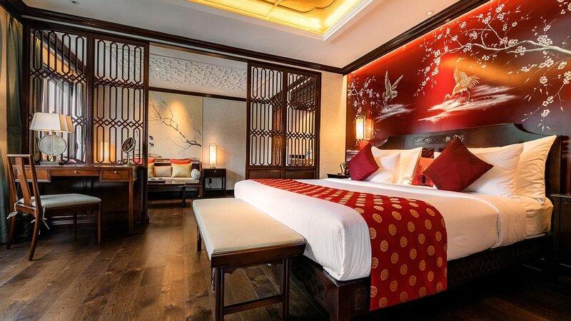 Vietnam-Halong-Heritage-Ginger-Line-kajuit-bed