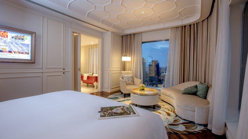 Vietnam-Ho Chi Minh-Hotel des Arts 1