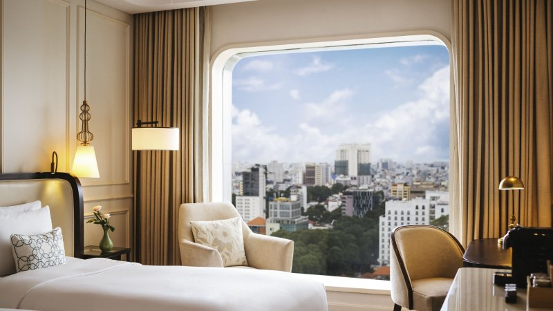 Vietnam-Ho-Chi-Minh-Hotel-Des-Arts-deluxe-kamer