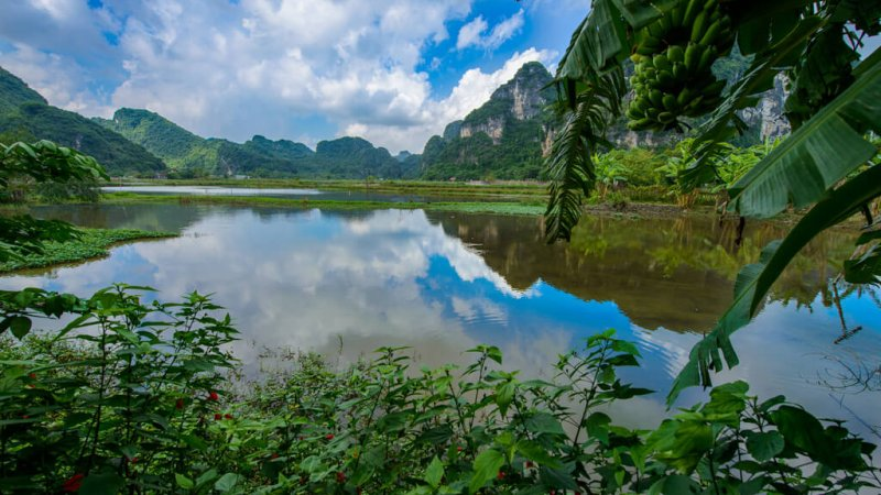 Vietnam-NInh Binh- Tam Coc