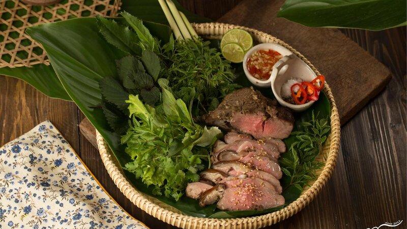 Vietnam-Ninh-Binh-Tam-Coc-Garden-Resort-sfeerbeeld-eten