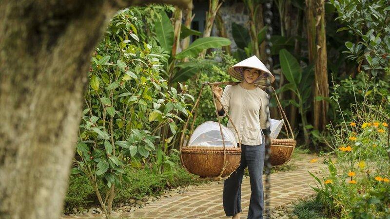 Vietnam-Ninh-Binh-Tam-Coc-Garden-Resort-tuin-2