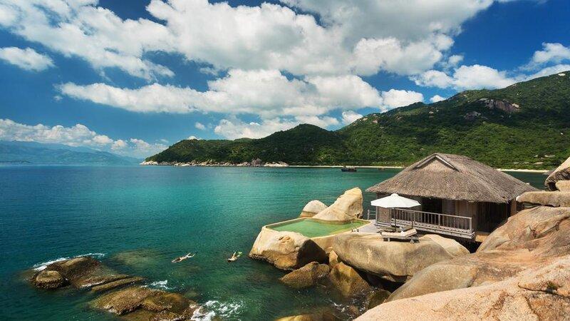 Vietnam-Stranden-Zuid-Vietnam-Six-Senses-Ninh-Van-Bay-Rock-Pool-Villa
