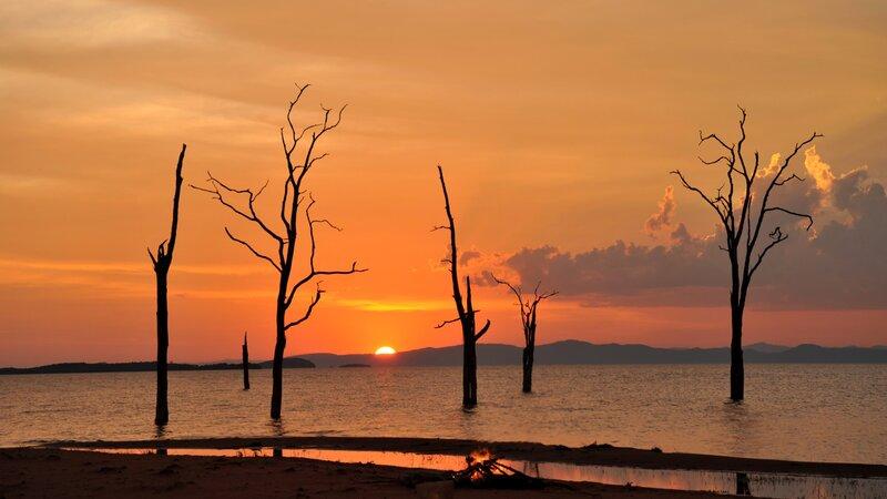 Zimbabwe-Lake Kariba-Bumi Hills Camp (2)