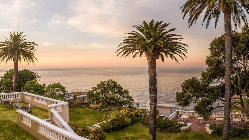 Zuid-Afrika-Kaapstad-hotel-Ellerman-House-tuin
