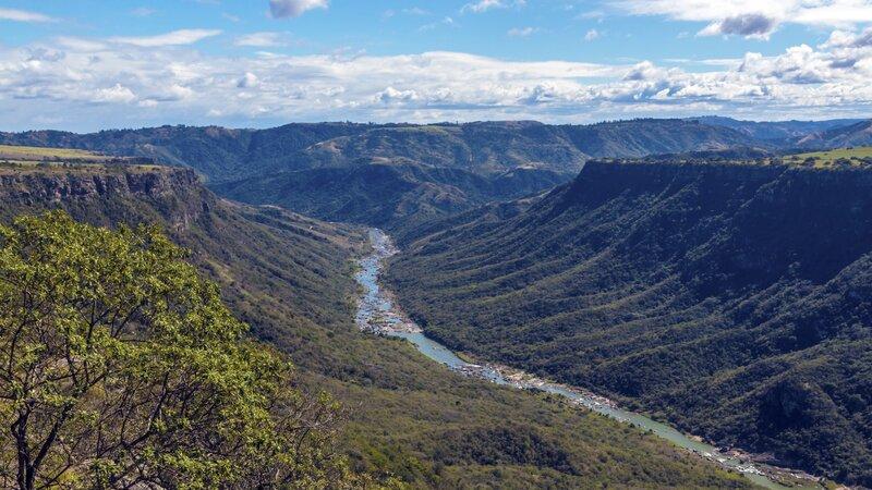 Zuid-Afrika-Panorama Route-hoogtepunt 1