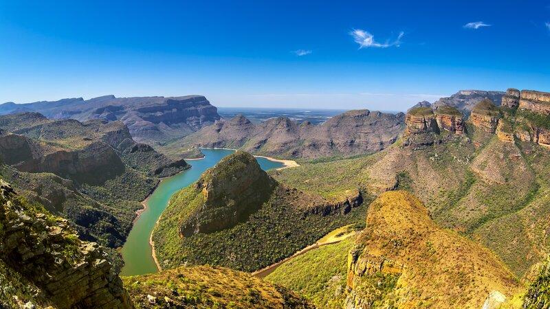 Zuid-Afrika-Panorama route-hoogtepunt 2