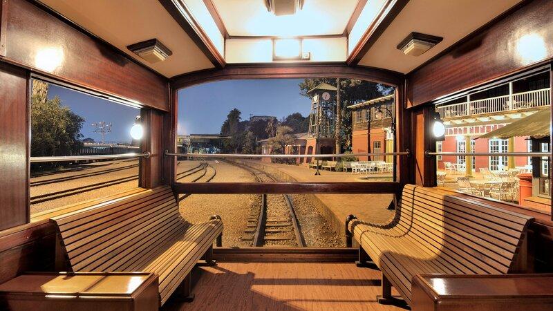 Zuid-Afrika-Rovos Rail 1