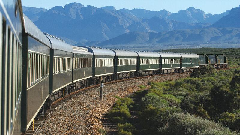Zuid-Afrika-Rovos Rail 2