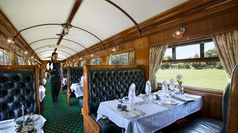 Zuid-Afrika-Rovos Rail 3