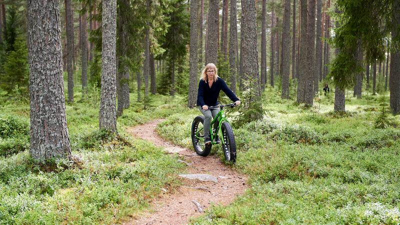 Zweden-Lapland-Arctic-Retreat-zomer-fatbike