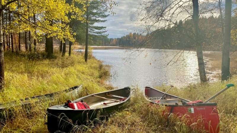 Zweden-Lapland-Arctic-Retreat-zomer-kano-1