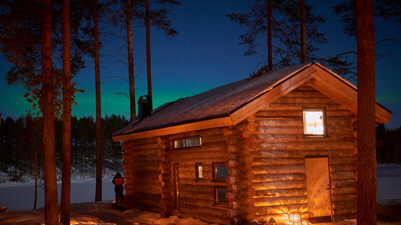 Zweden-Lapland-Gunnarsbyn-Arctic-Retreat-cabin-noorderlicht