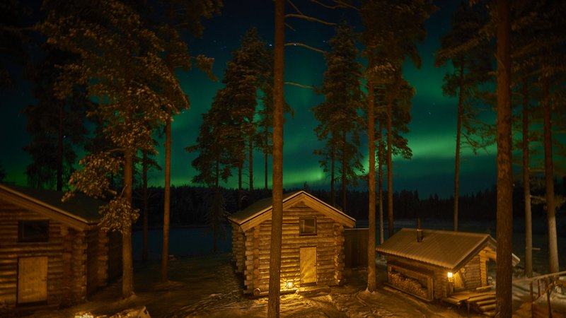 Zweden-Lapland-Gunnarsbyn-Arctic-Retreat-noorderlicht