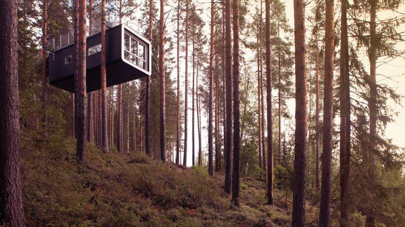Zweden-Lapland-Harads-cabin-zomer-2