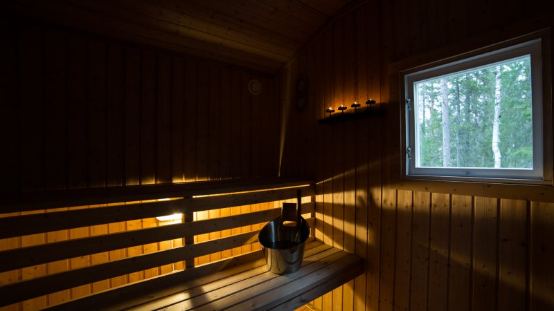 Zweden-Lapland-Harads-Loggers-Lodge-sauna
