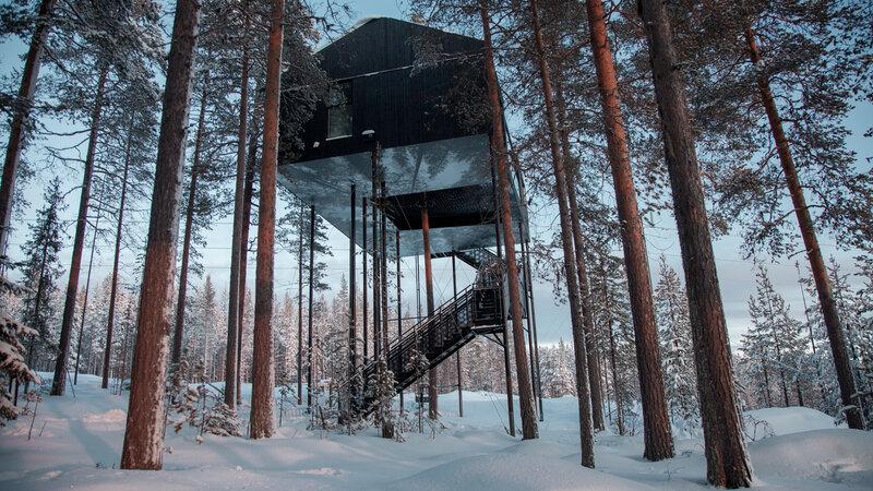 Zweden-Lapland-Harads-treehotel-johan-jansson-7throom