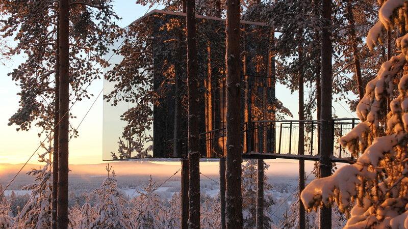Zweden-Lapland-Harads-treehotel-johan-jansson-mirror-cubeJPG