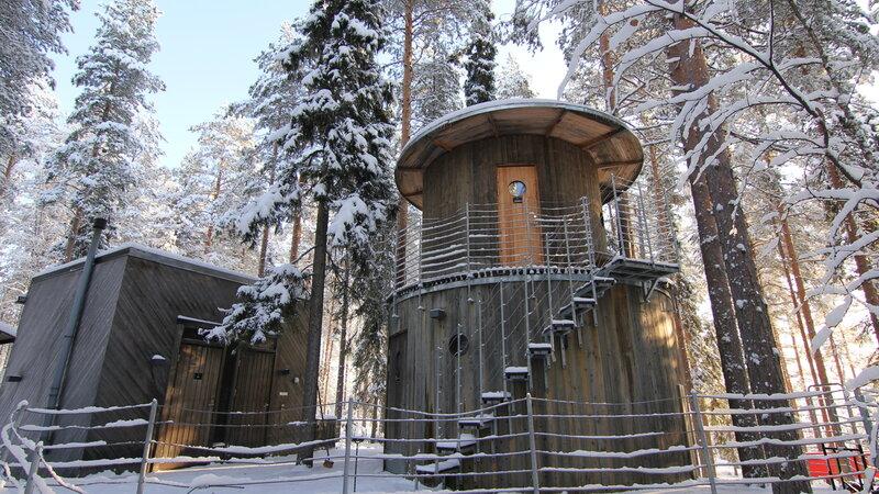 Zweden-Lapland-Harads-Treehotel-johan-jansson-saunaJPG
